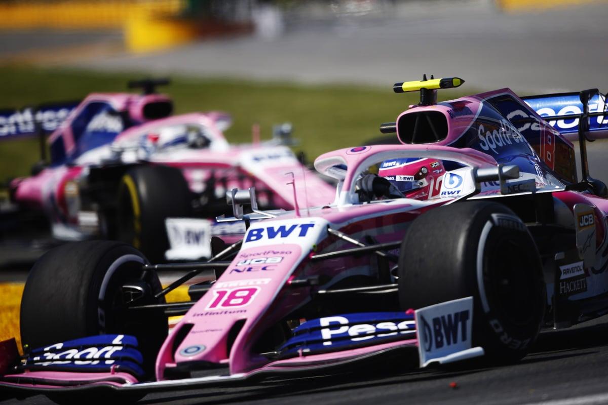 F1 レーシング・ポイントF1チーム カナダGP