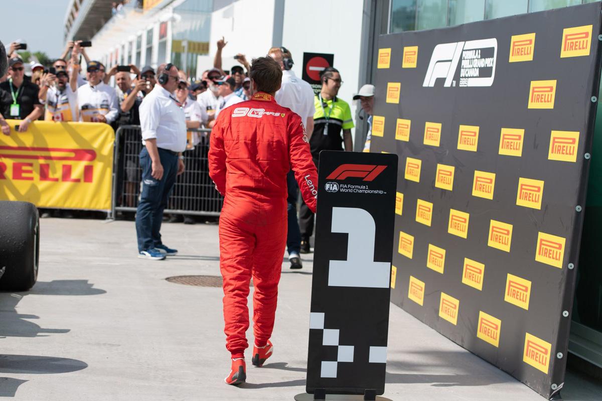 F1 ニコ・ロズベルグ セバスチャン・ベッテル