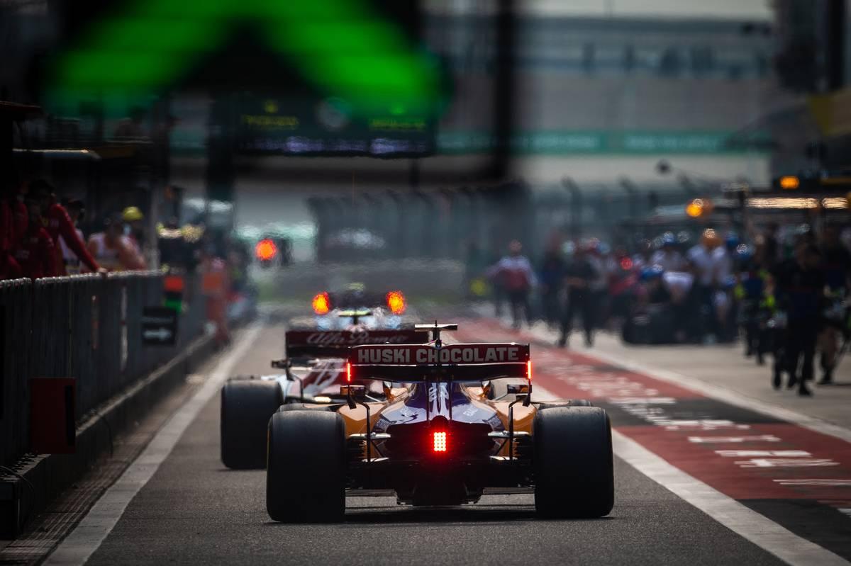 F1 2021年F1レギュレーション
