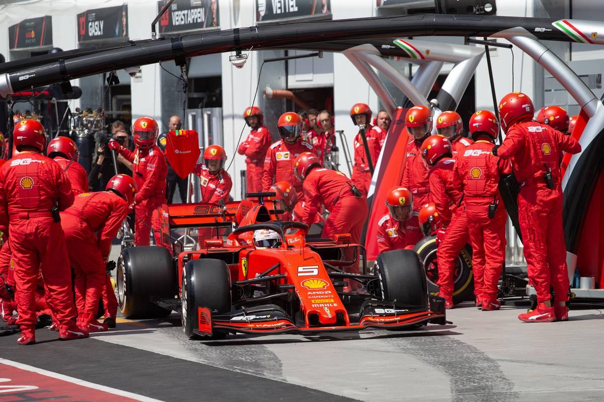 F1 メルセデスF1 セバスチャン・ベッテル