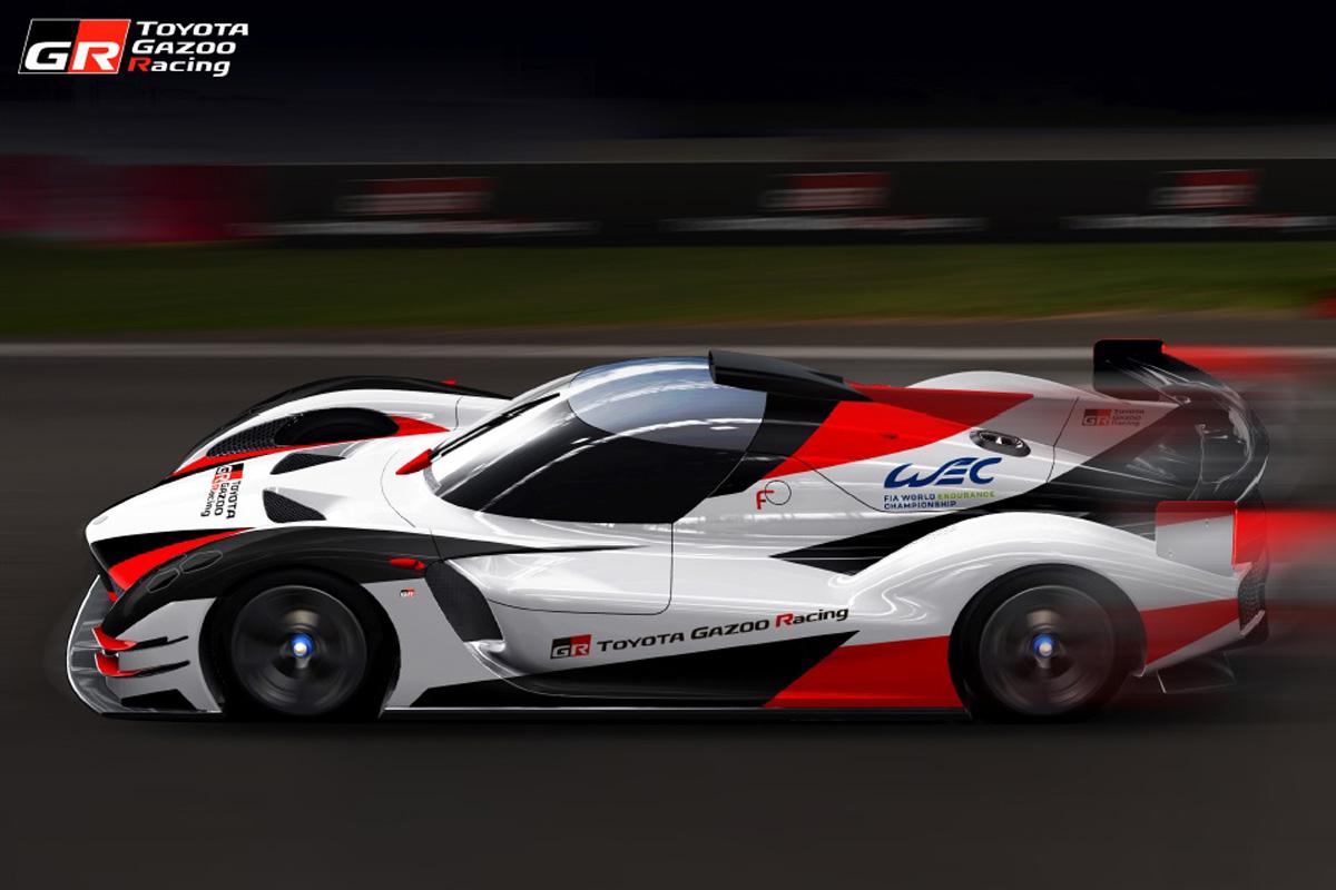 トヨタ WEC FIA 世界耐久選手権