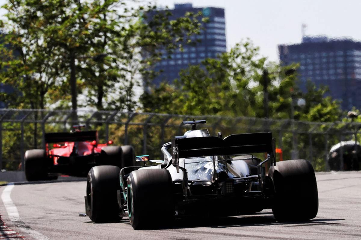F1 ルイス・ハミルトン フェラーリ