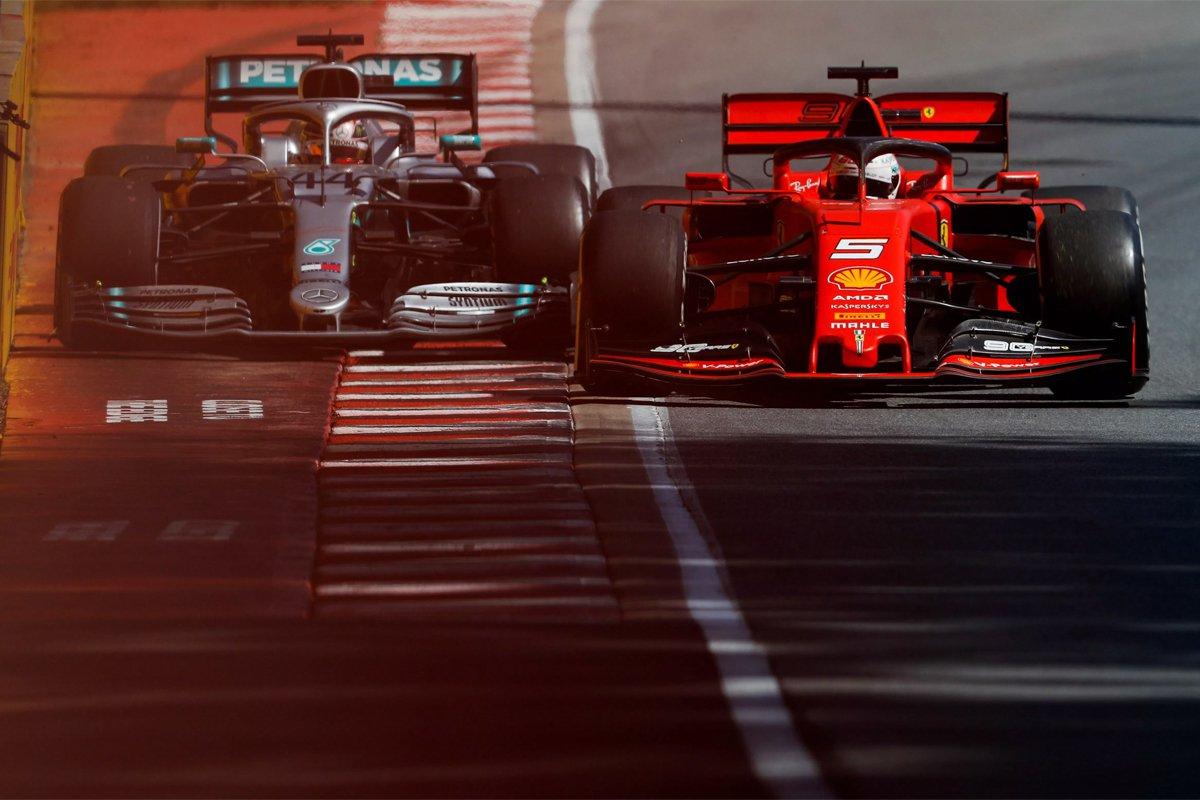 F1 メルセデスF1
