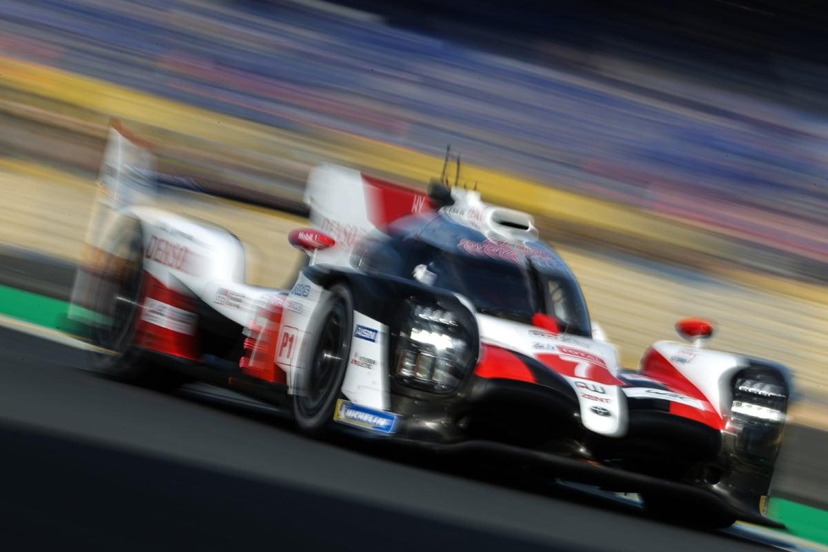 ル・マン24時間レース トヨタ