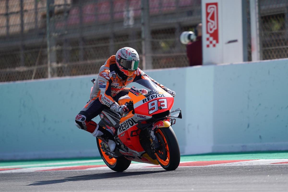 MotoGP カタルニアGP マルク・マルケス