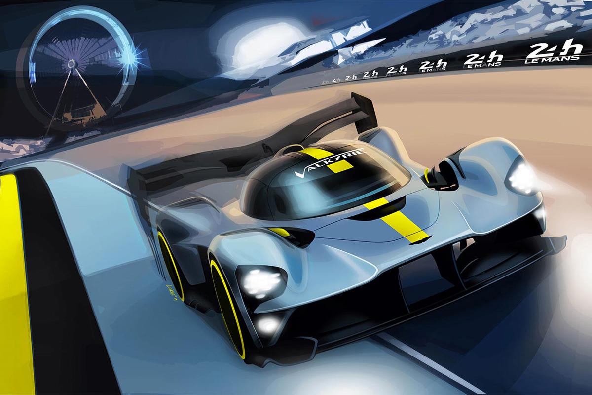 F1 レッドブル・レーシング ル・マン24時間レース