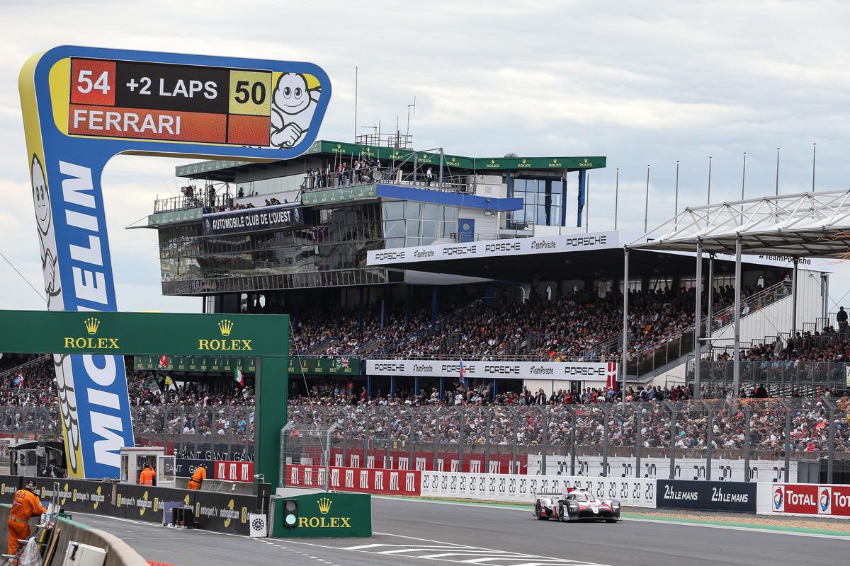 2019年 ル・マン244時間レース