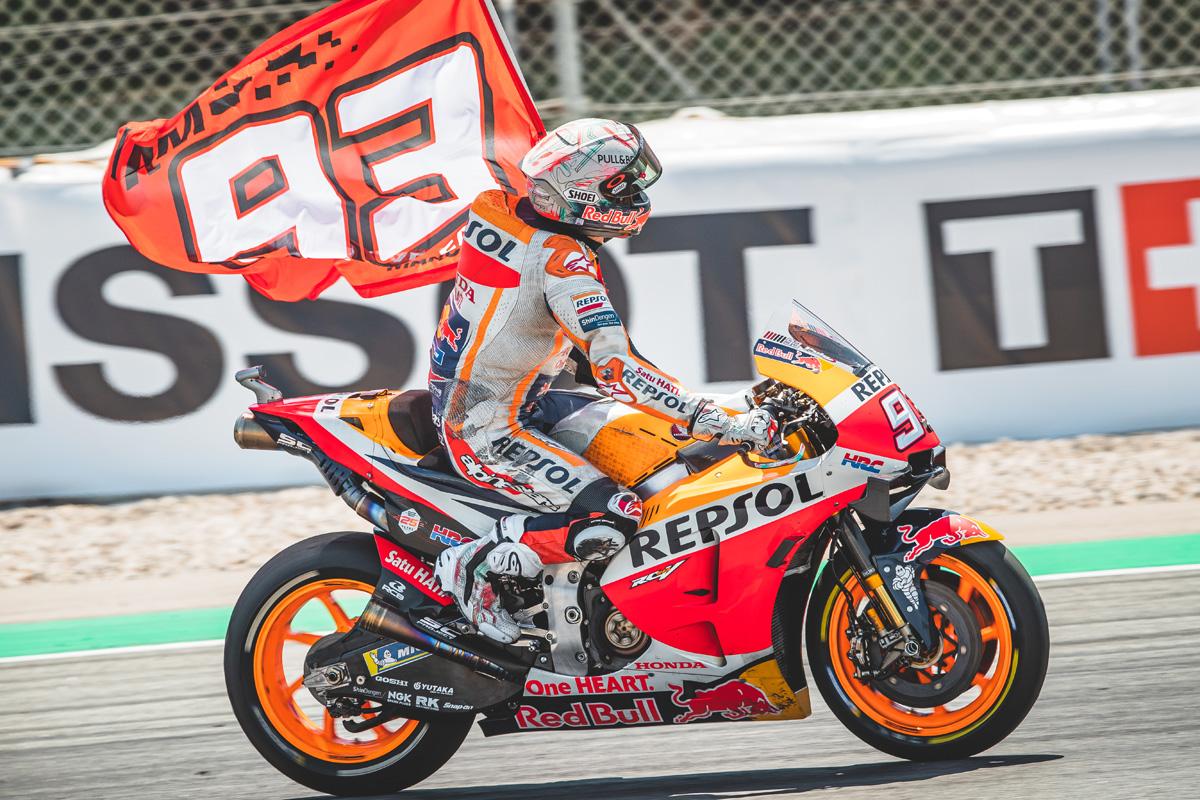 MotoGP ホンダ カタルニアGP