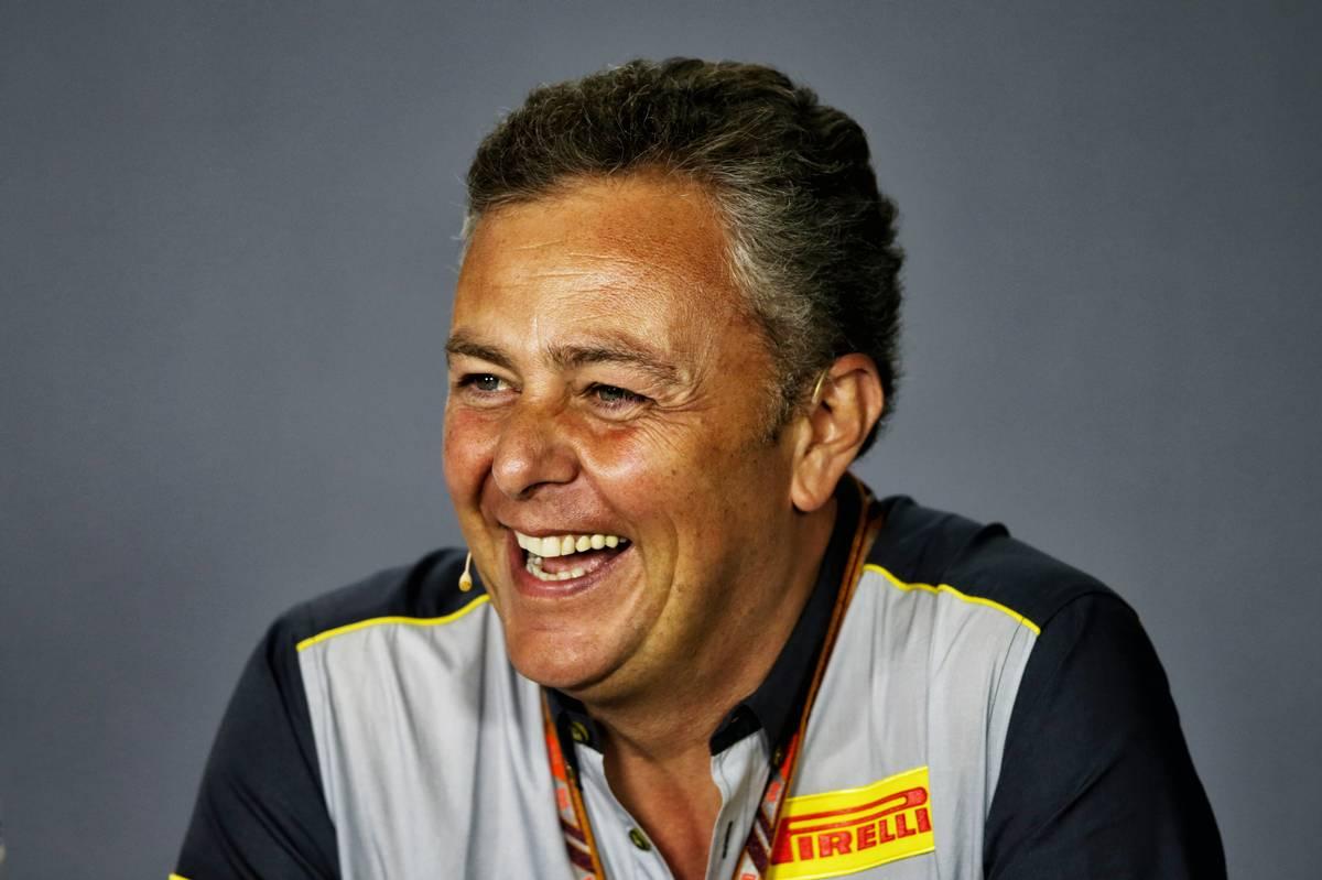 F1 フランスGP ピレリ