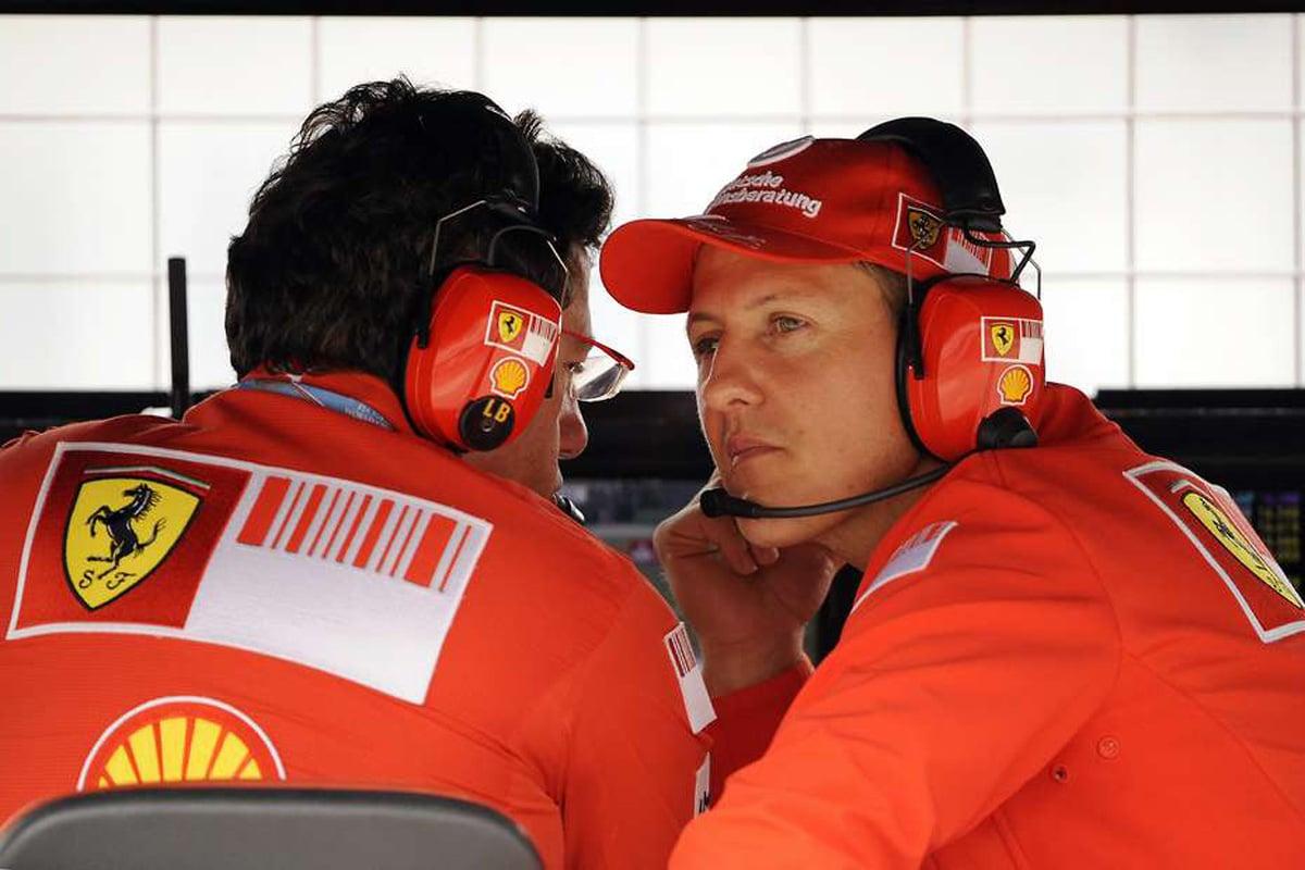 F1 ミハエル・シューマッハ フェラーリ