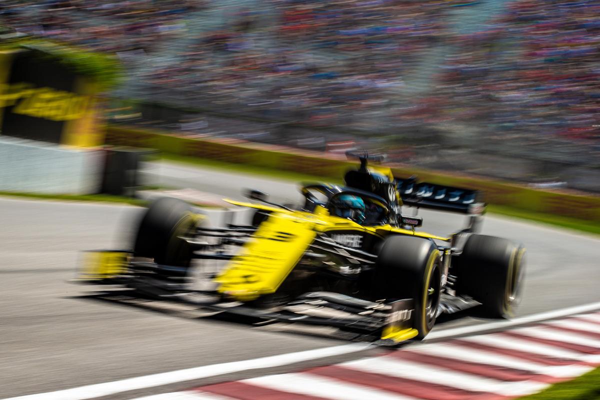 F1 ルノーF1 フランスGP