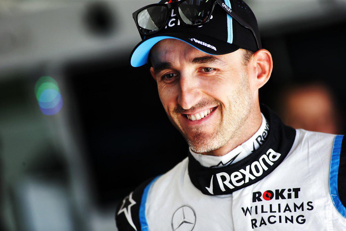 F1 ロバート・クビサ ウィリアムズF1