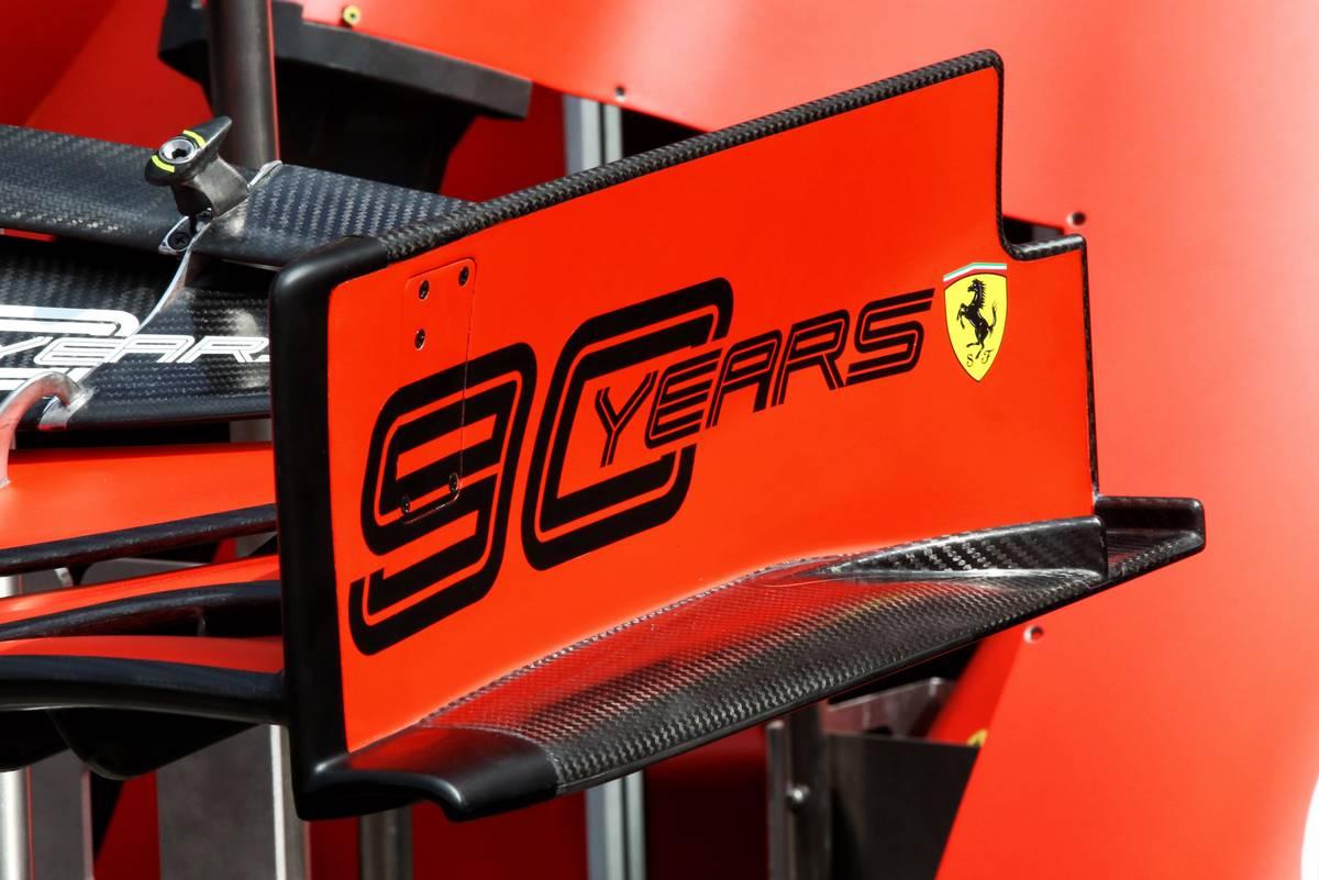 F1 フランスGP フェラーリ