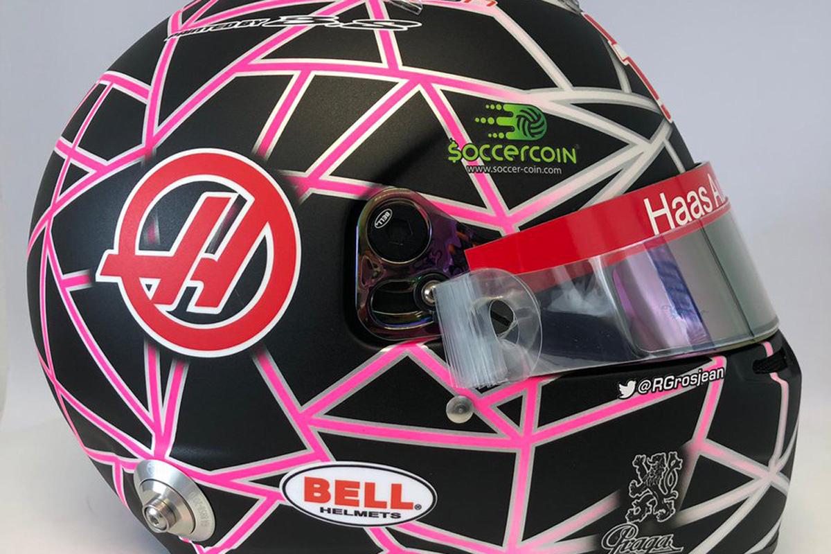 F1 ロマン・グロージャン