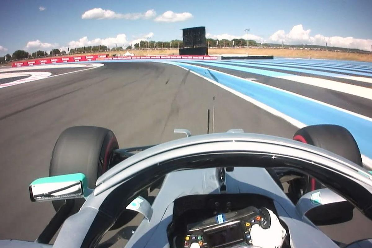 F1 ルイス・ハミルトン フランスGP