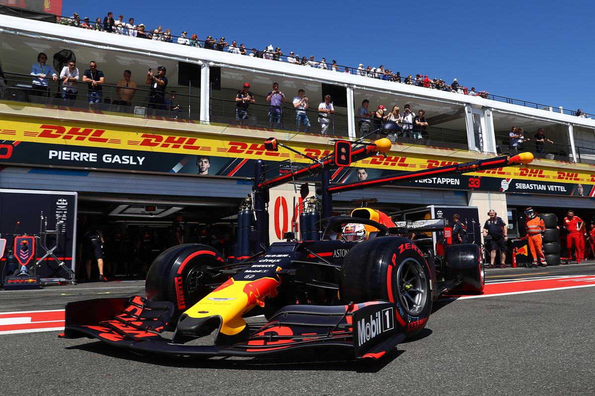 F1 ホンダF1 フランスGP