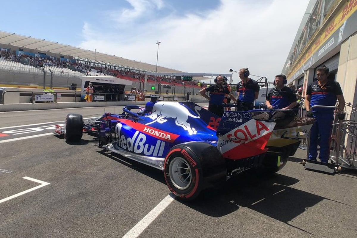 F1 ピレリ フランスGP