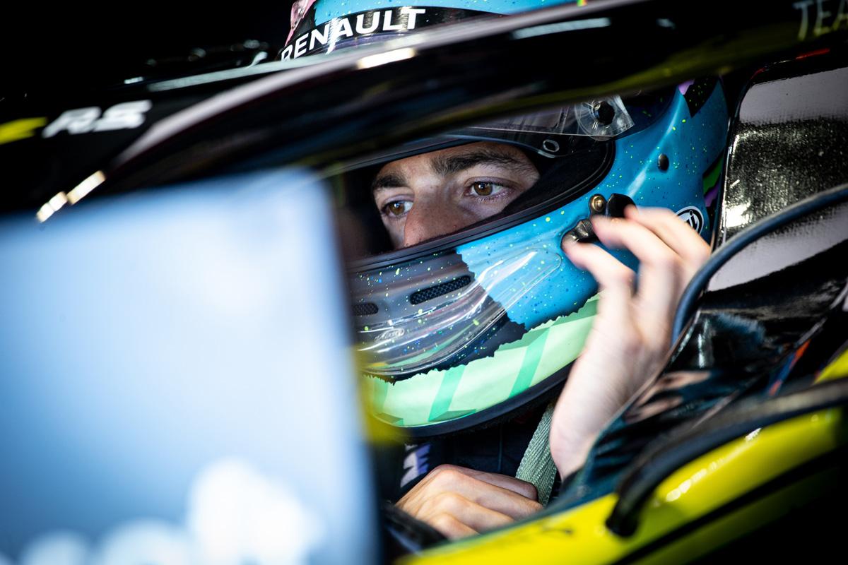 F1 ダニエル・リカルド フランスGP