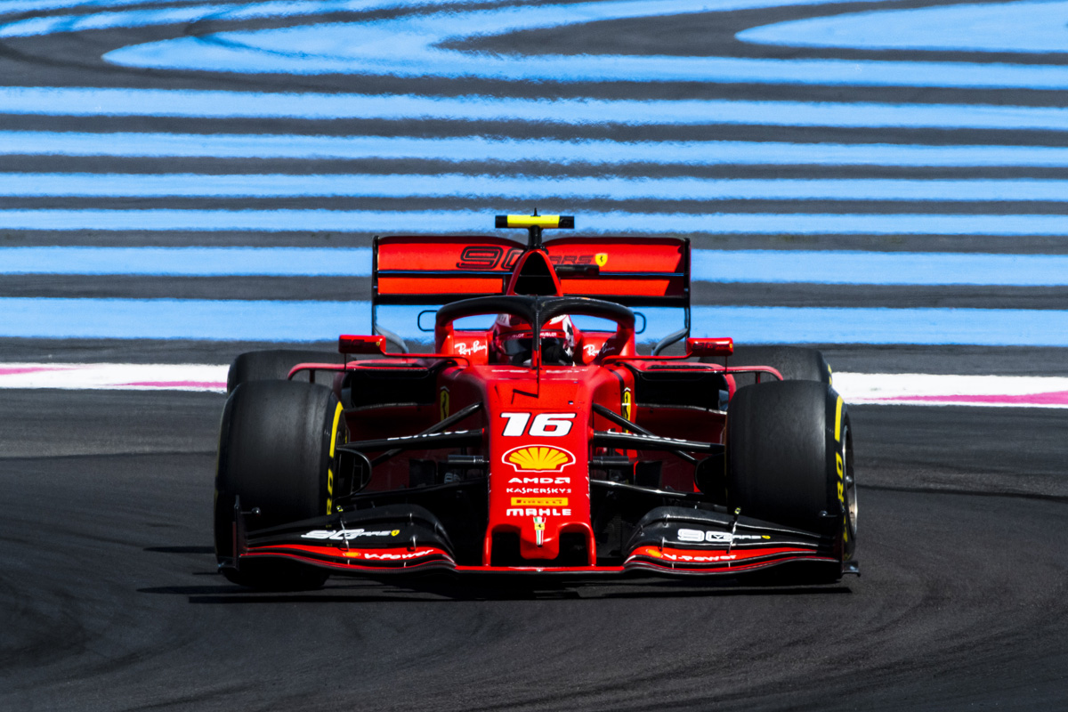 F1 フェラーリ フランスGP