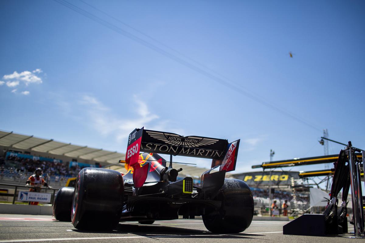 2019年 F1オーストリアGP 各ドライバーのタイヤ選択