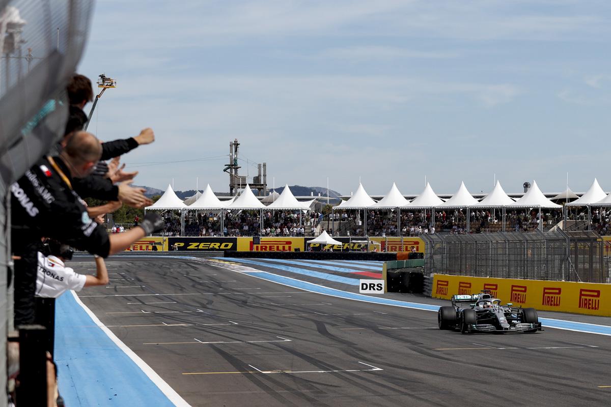 F1 フランスグランプリ