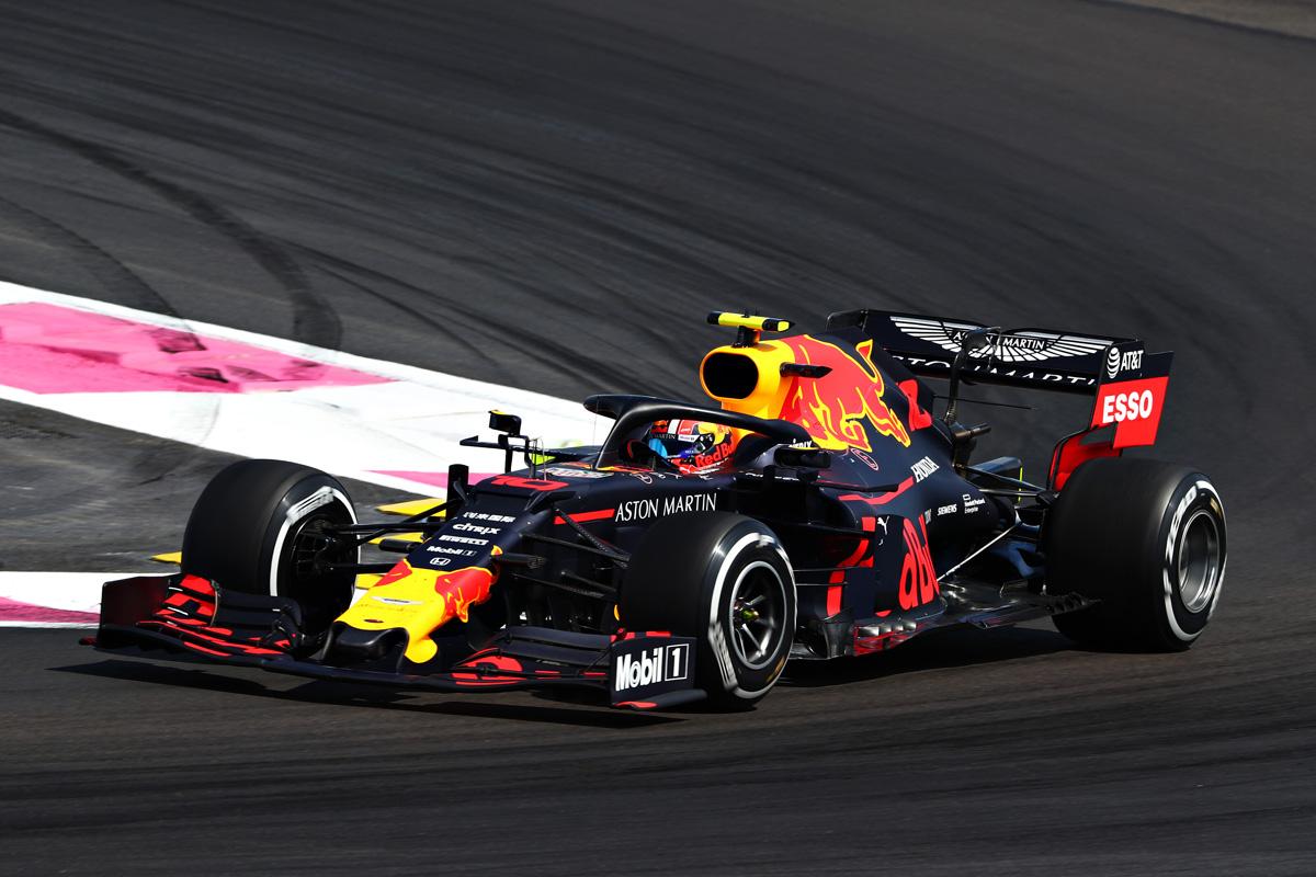F1 レッドブル・ホンダ フランスGP