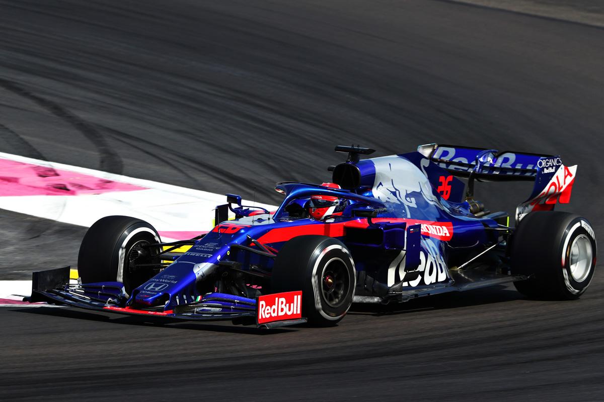 F1 トロロッソ・ホンダ フランスGP