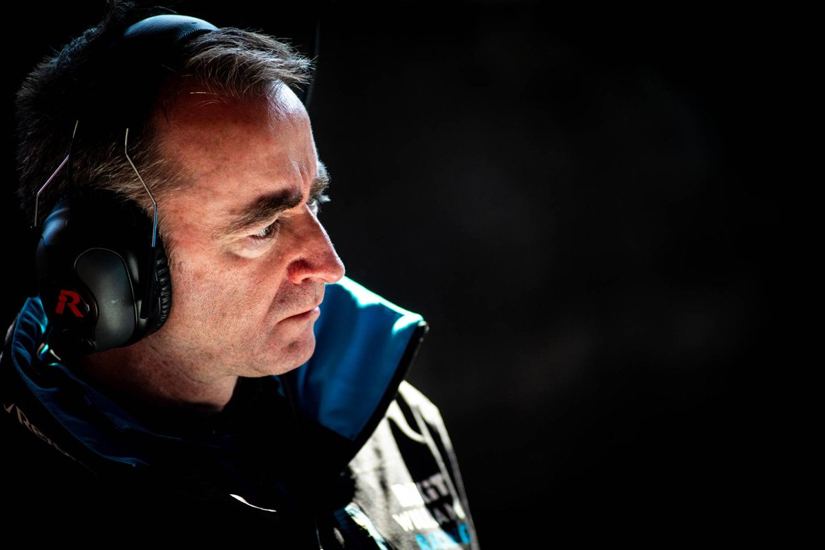 F1 ウィリアムズF1 パディ・ロウ