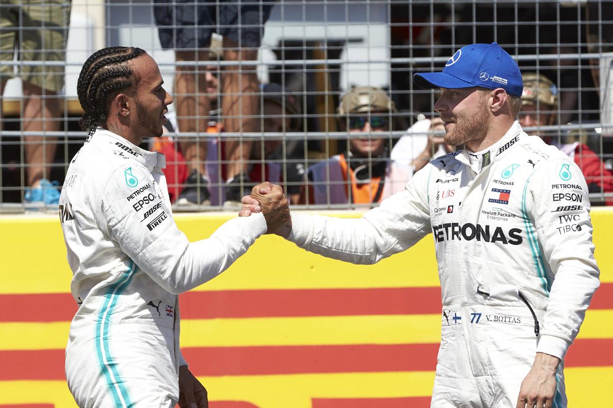 F1 メルセデスAMG F1 フランスGP