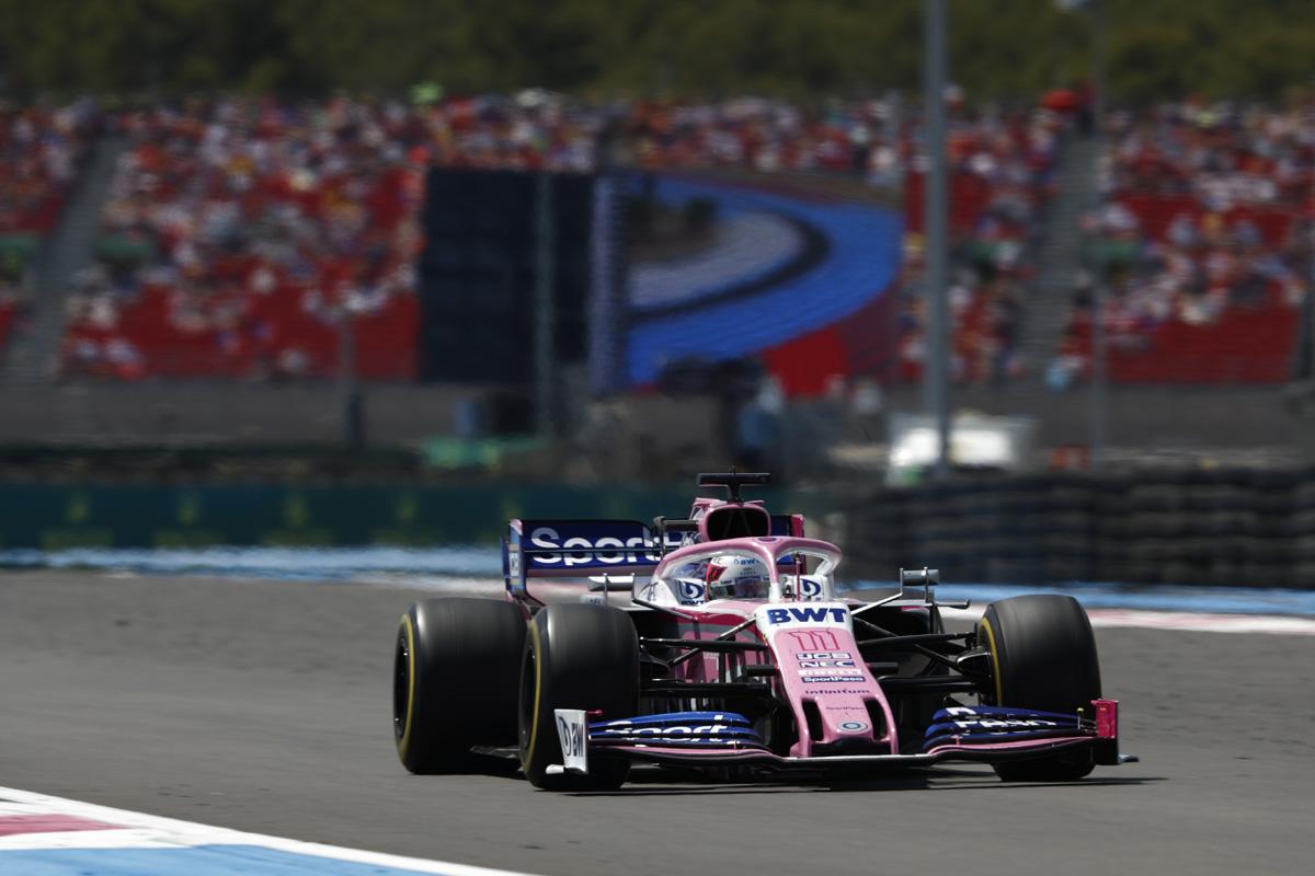 F1 レーシング・ポイントF1チーム フランスGP