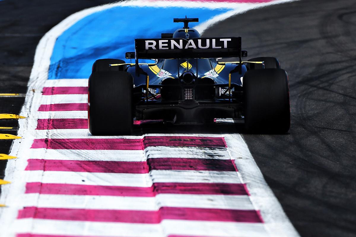 F1 ルノーF1 ホンダF1