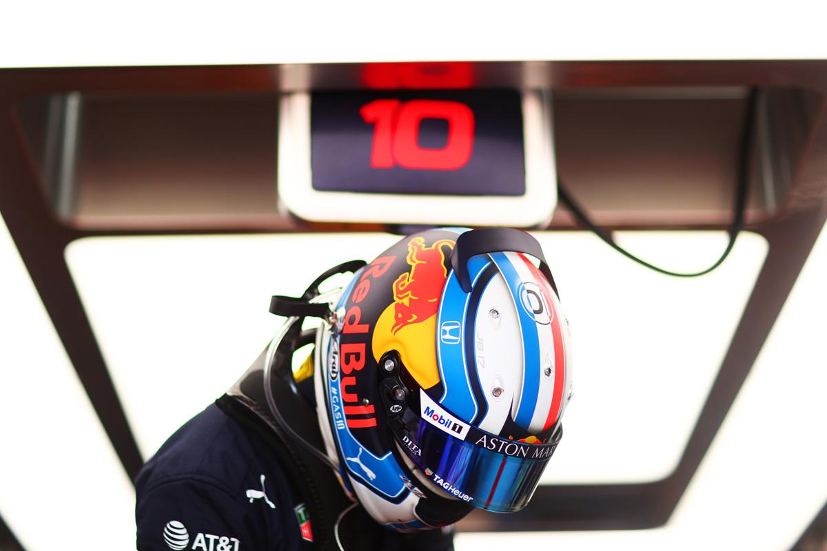 F1 ピエール・ガスリー レッドブル