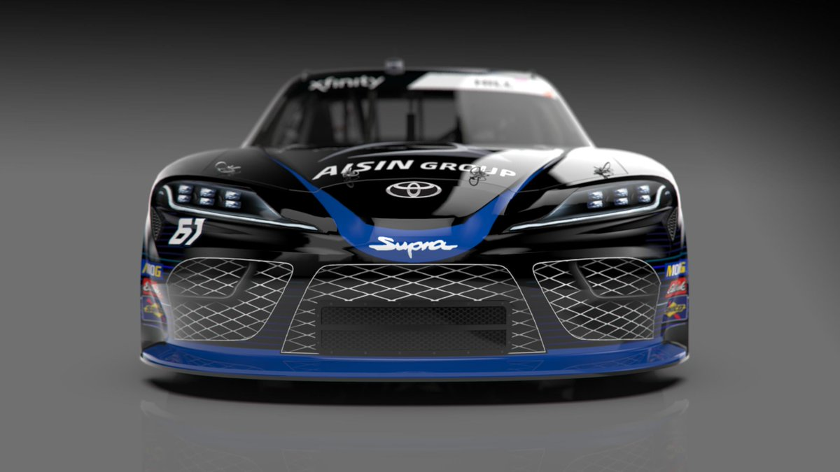 NASCAR スープラ
