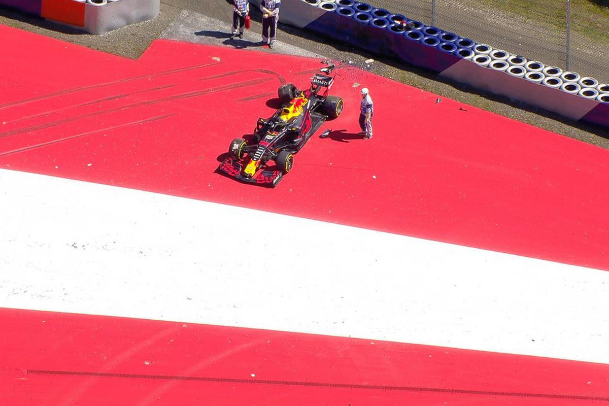 F1 オーストリアGP 結果