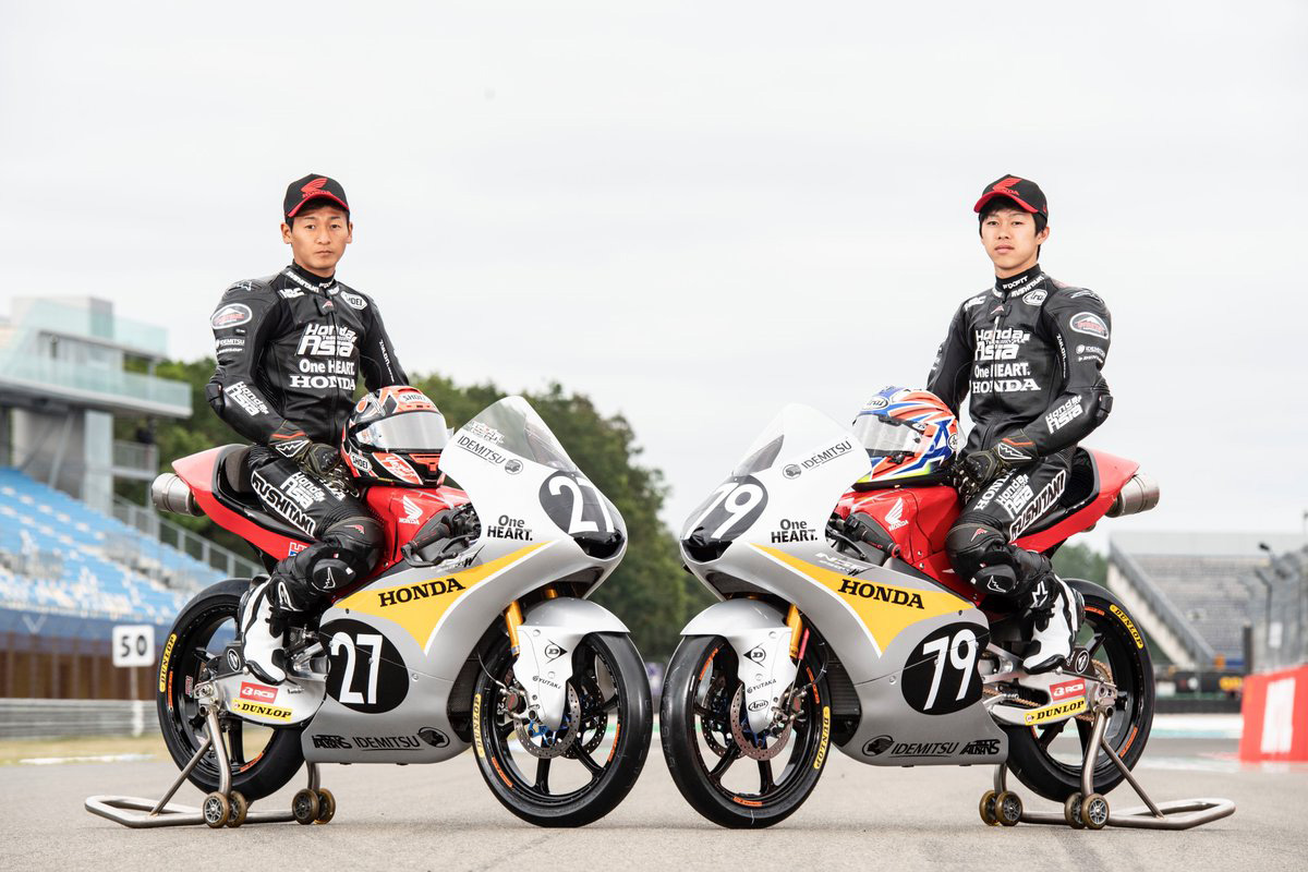 MotoGP ホンダ