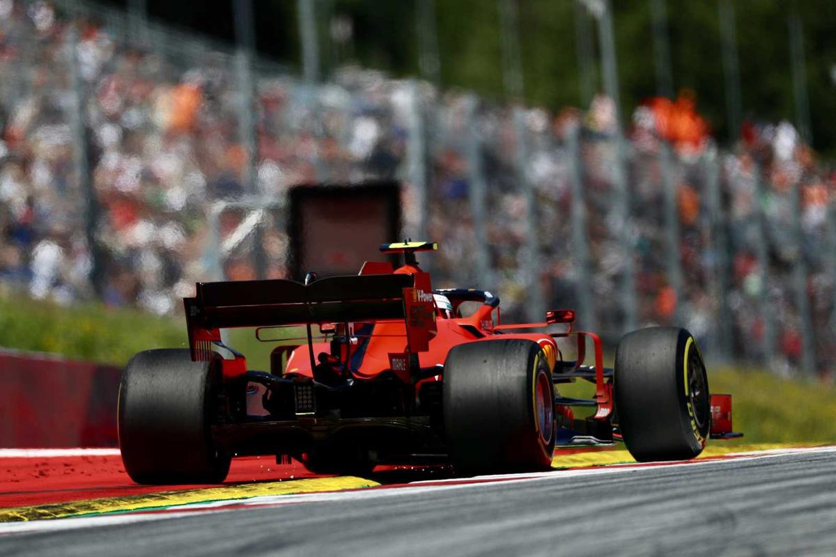 F1 オーストリアGP