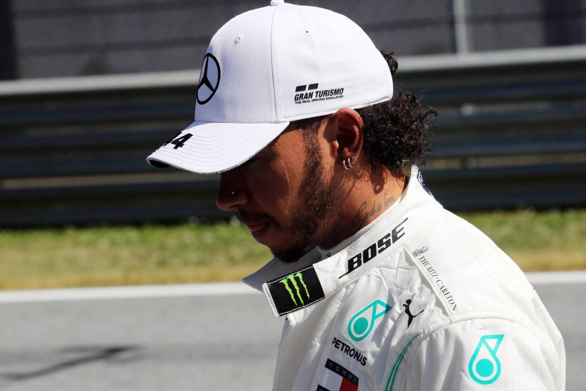 ルイス・ハミルトン F1オーストリアGP