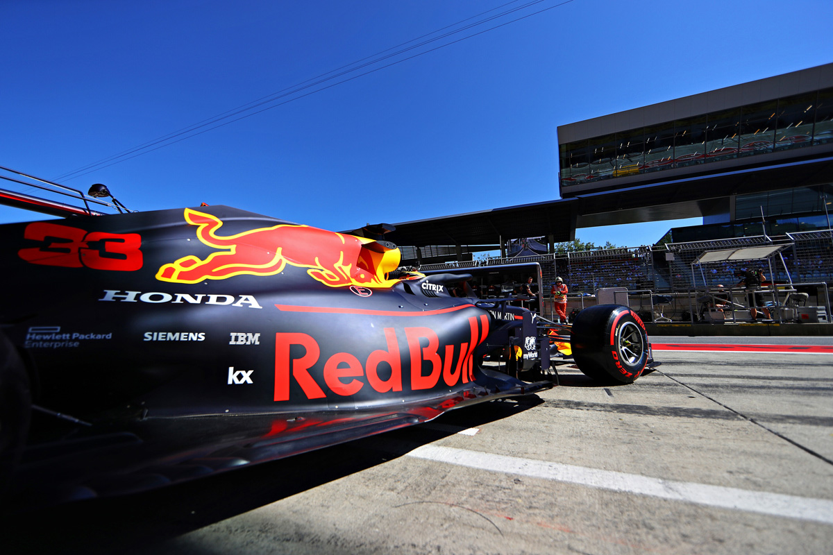 F1 レッドブル・ホンダ オーストリアGP