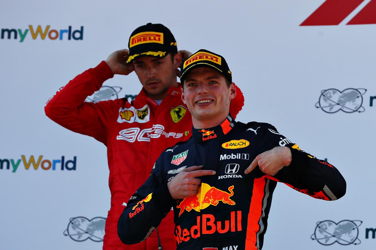 F1 レッドブル・ホンダ マックス・フェルスタッペン