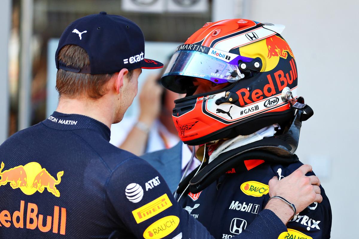 F1 ピエール・ガスリー ホンダF1