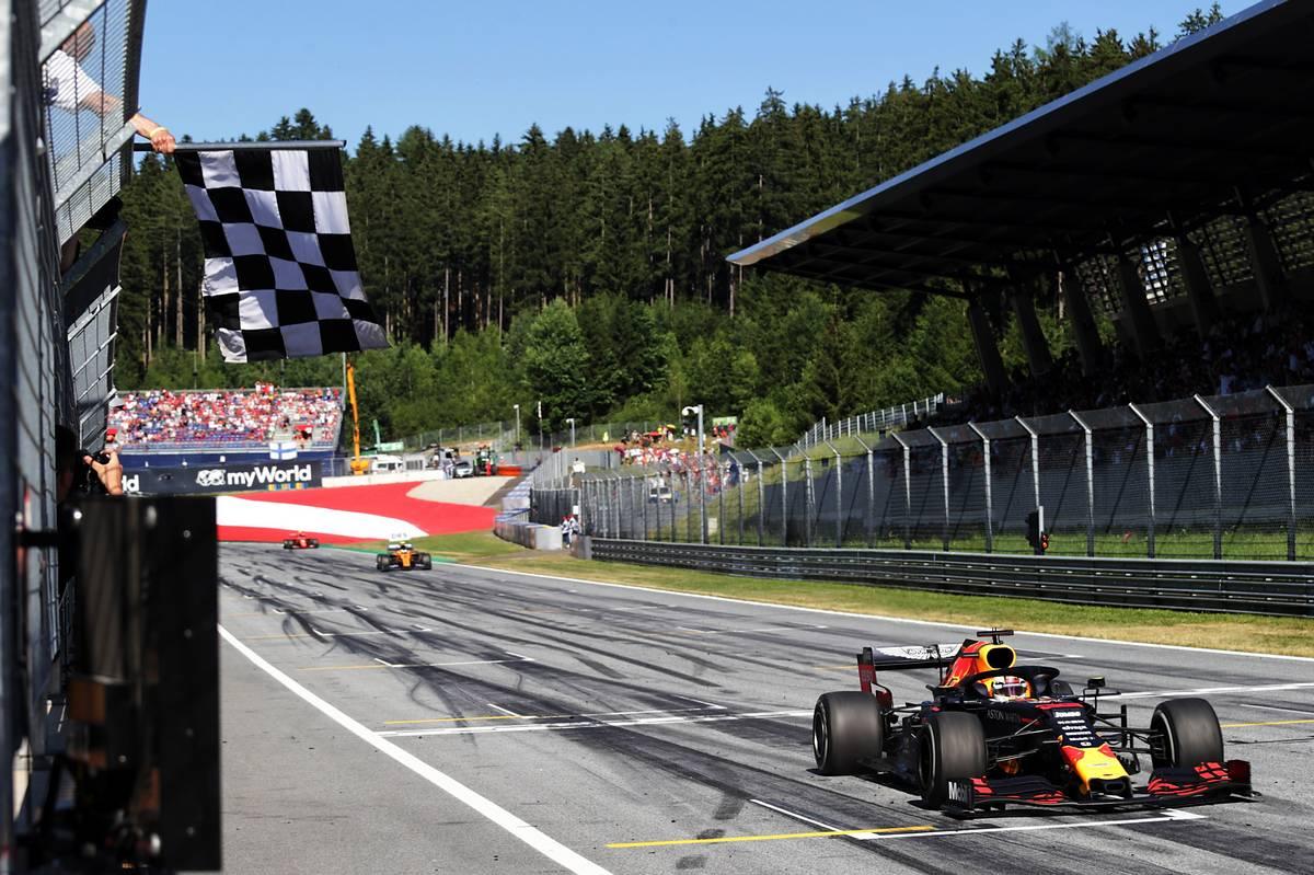 2019年 F1オーストリアGP