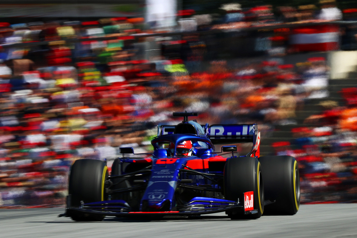 F1 トロロッソ・ホンダ