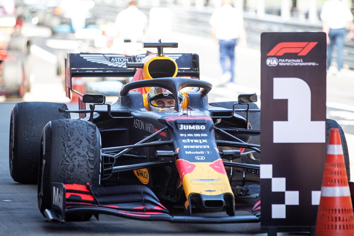 F1 ホンダF1 マックス・フェルスタッペン