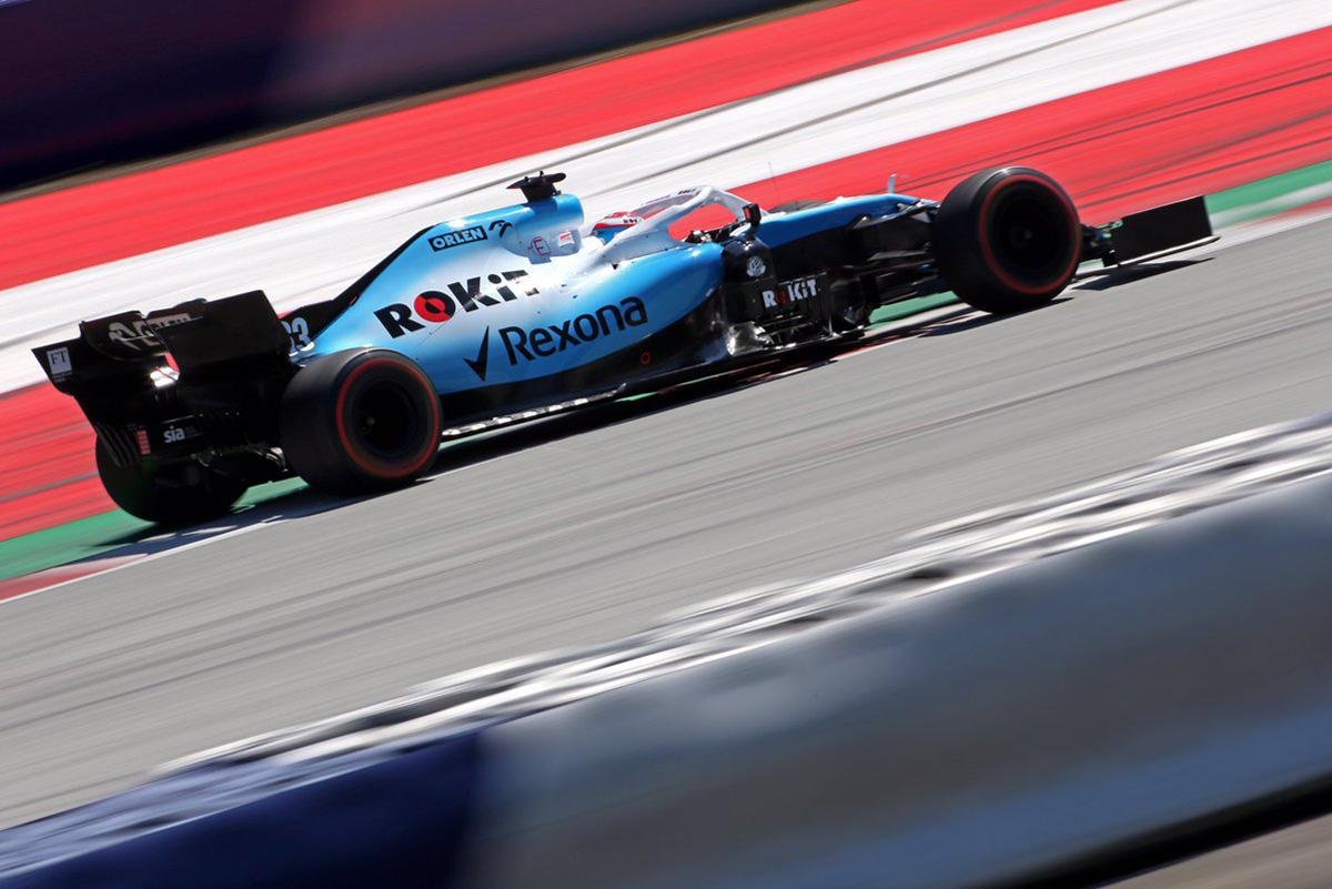 F1 ウィリアムズF1 オーストリアGP