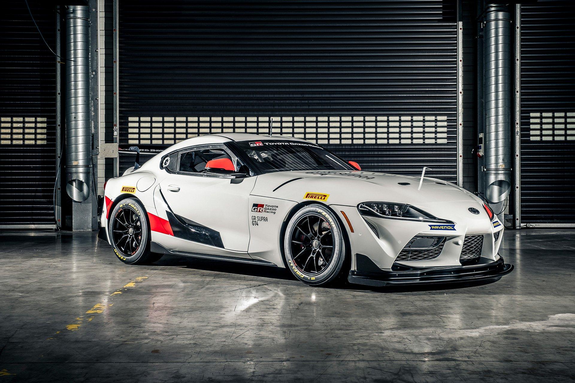 TOYOTA GAZOO Racing、2020年からGRスープラ GT4の販売を開始