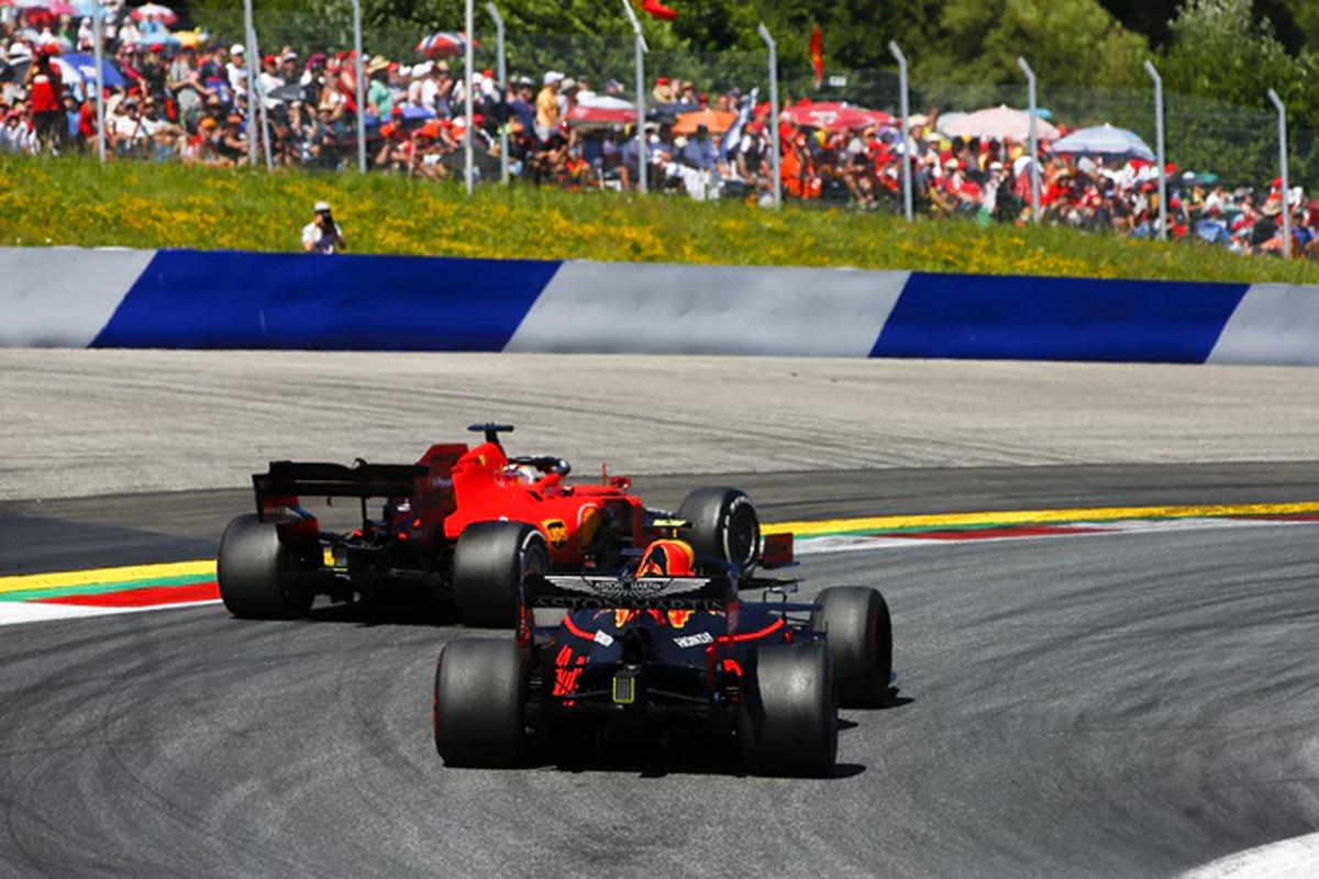 F1 ニコ・ロズベルグ マックス・フェルスタッペン