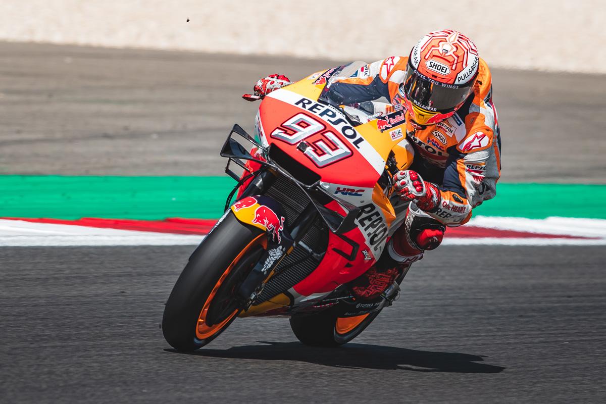 MotoGP ホンダ ドイツGP