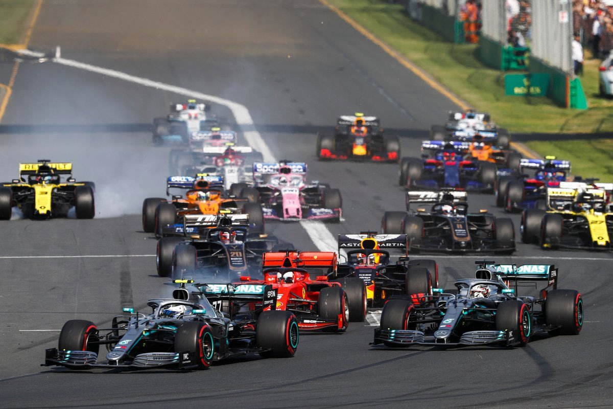 2020年のF1世界選手権