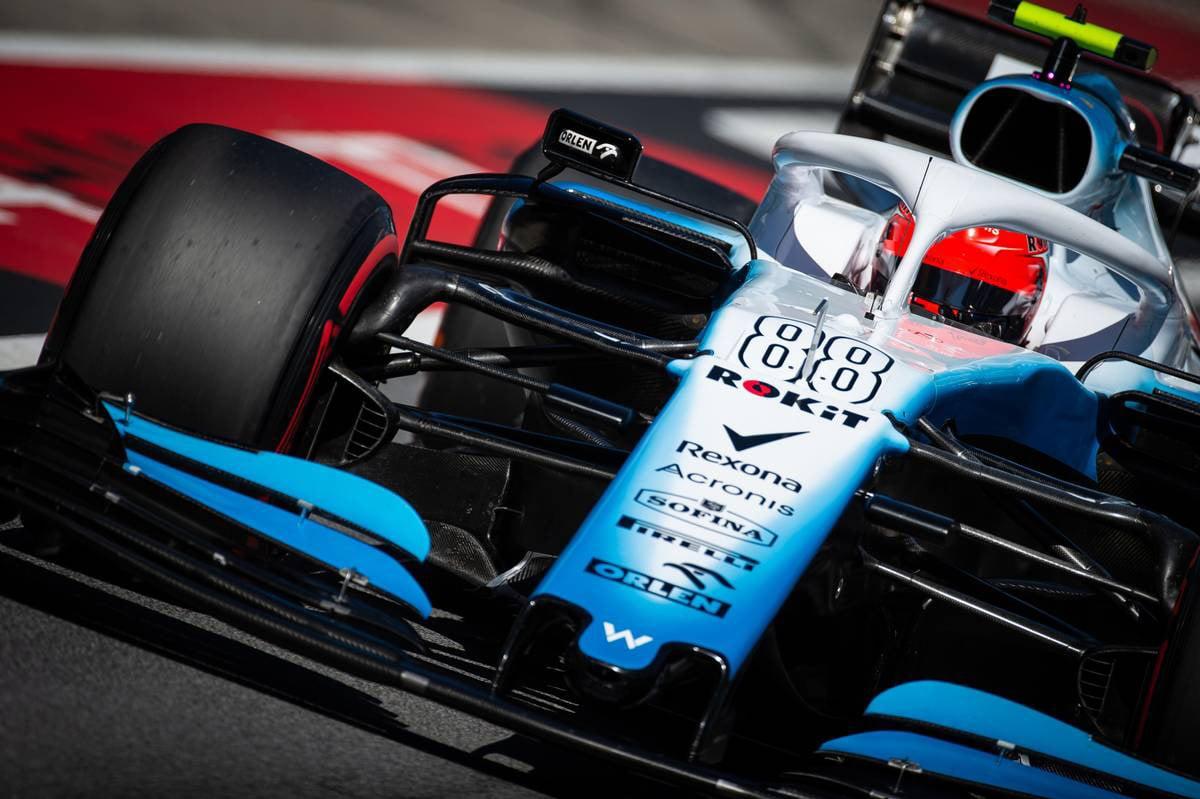 F1 ウィリアムズ ルノーF1