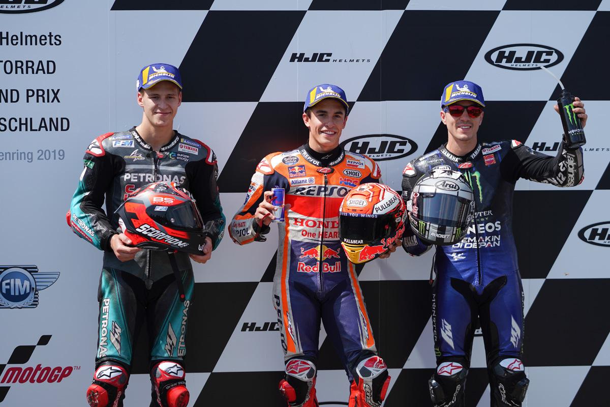 MotoGP ドイツGP マルク・マルケス